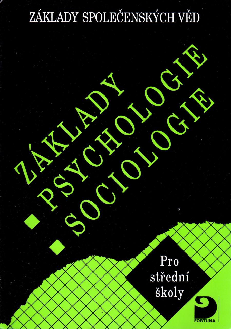 Základy psychologie, sociologie: základy společenských věd - Náhled učebnice
