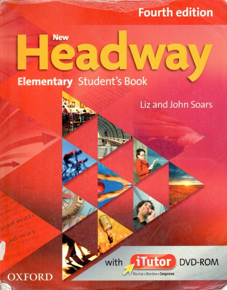 NEW HEADWAY ELEMENTARY STUDENT´S BOOK