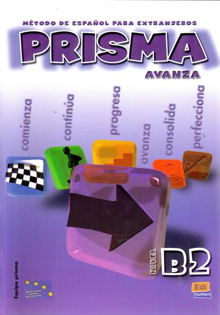 Método de Espanol para extranjeros, PRISMA AVANZA, Nivel B2
