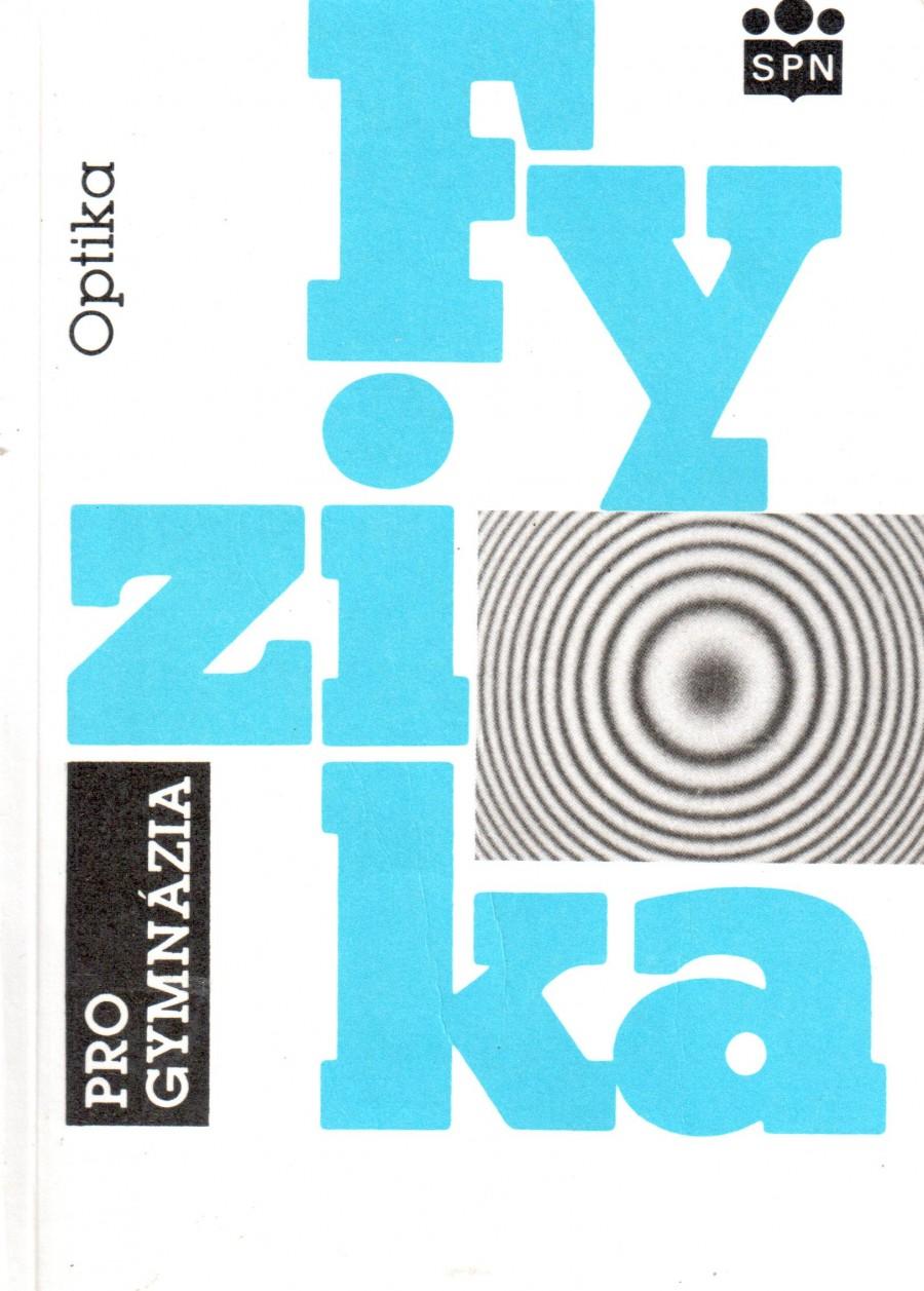 Fyzika pro gymnázia, Optika - Náhled učebnice