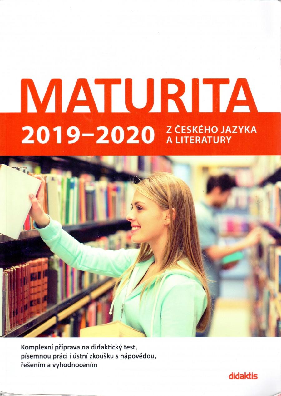 Státní maturita z českého jazyka a literatury - Náhled učebnice