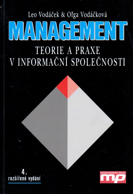 Management, teorie a praxe v informační společnosti