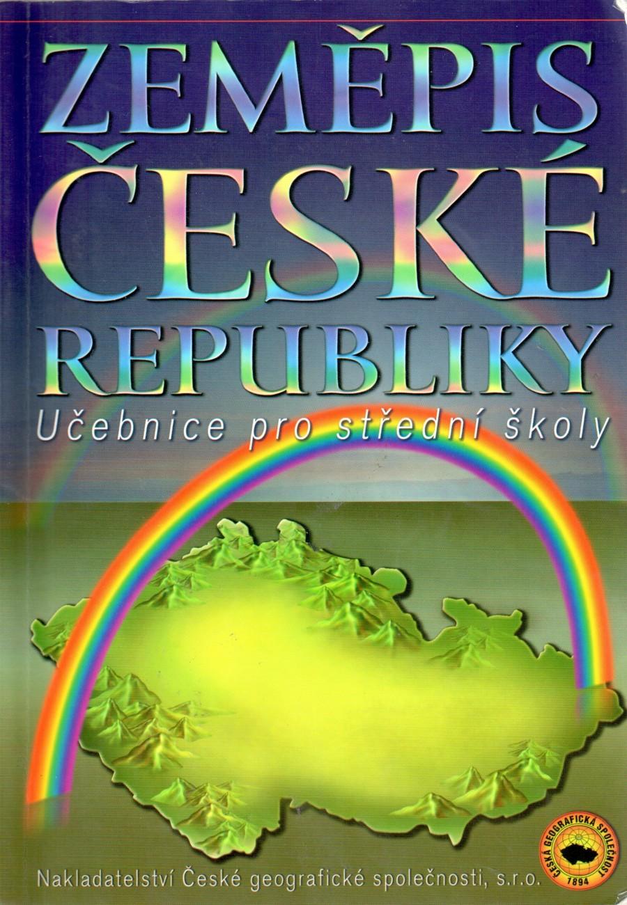 Zeměpis České republiky, učebnice pro střední školy - Náhled učebnice
