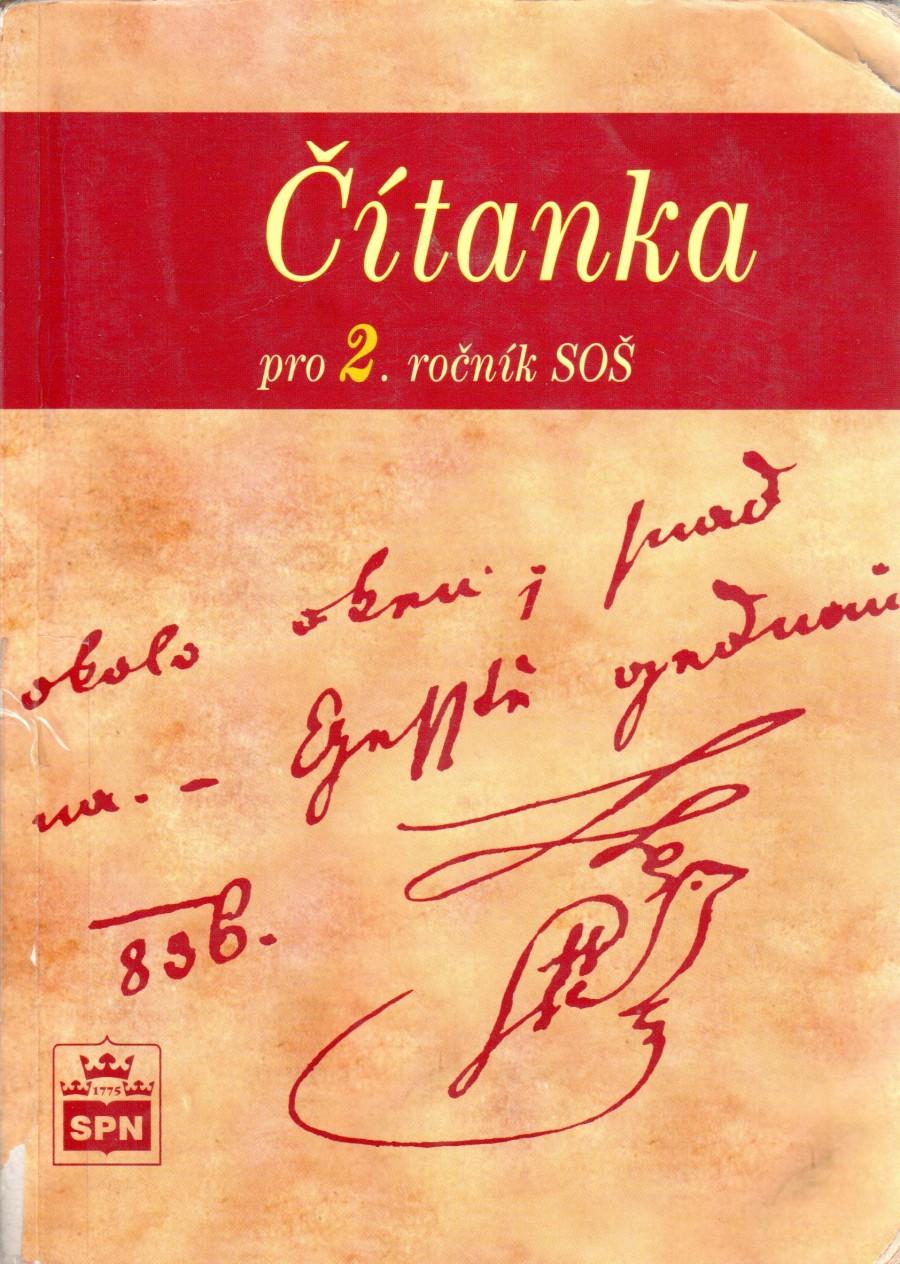 Čítanka pro 2. ročník SOŠ - Náhled učebnice