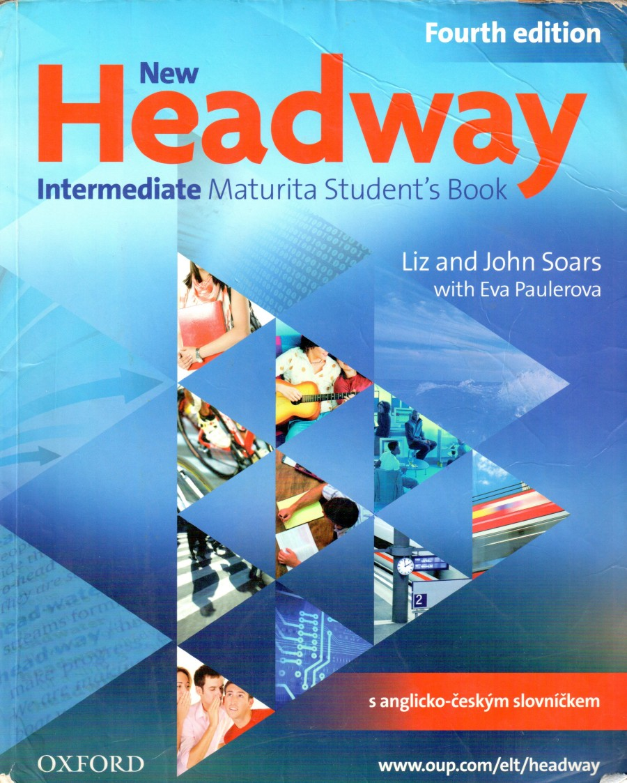 New Headway Intermediate Maturita Students Book - Náhled učebnice
