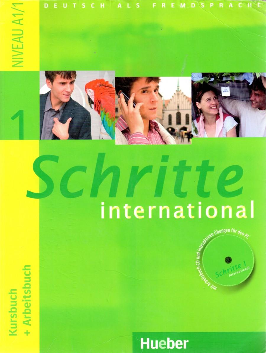 Schritte international. 1, CD 3. Hörtexte zum Arbeitsbuch und interaktive Übungen  - Náhled učebnice