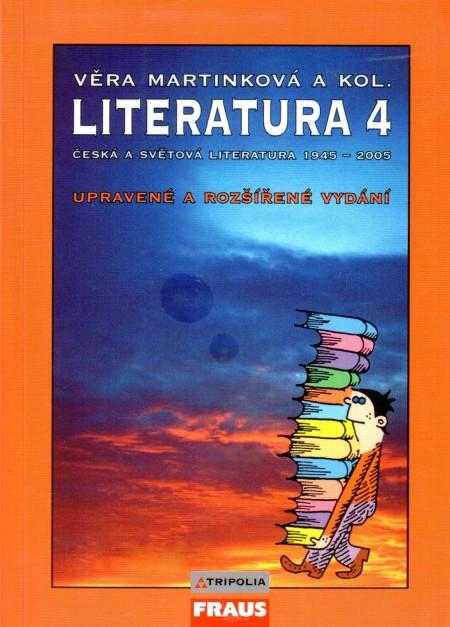 Literatura 4, česká a světová literatura 1945-2005