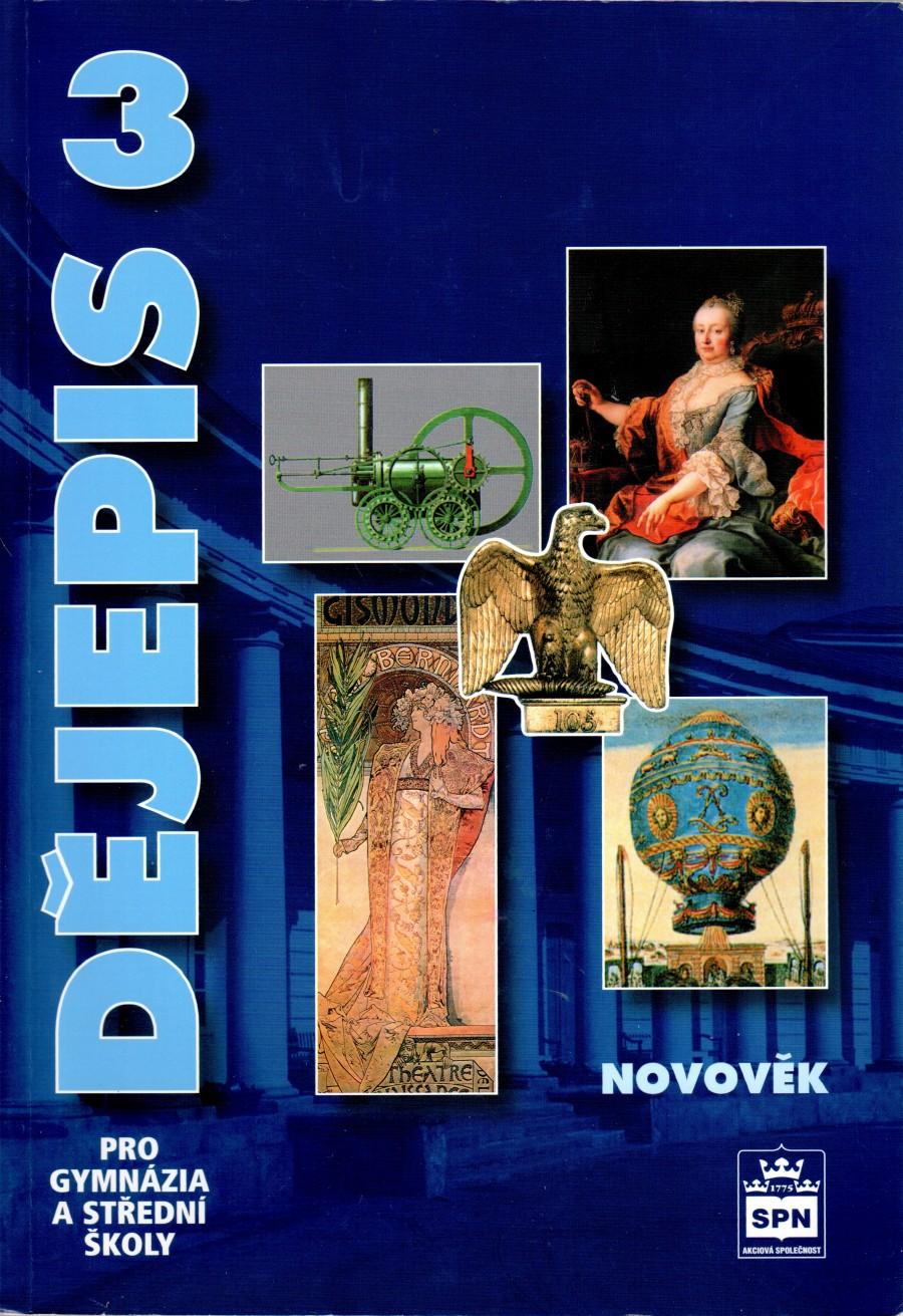 Dějepis pro gymnázia a střední školy 3: Novověk - Náhled učebnice