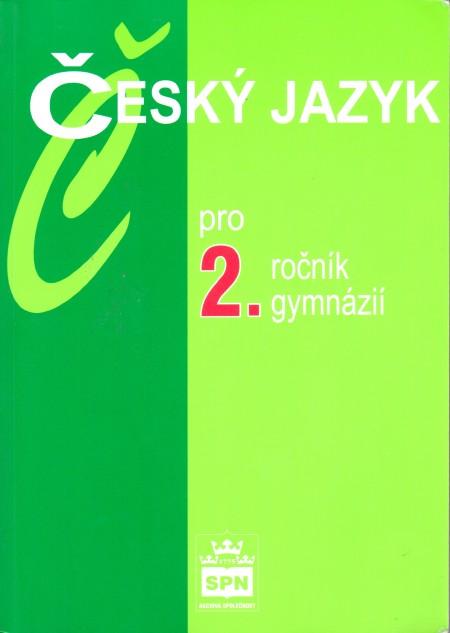 Český jazyk pro 2. ročník gymnázií