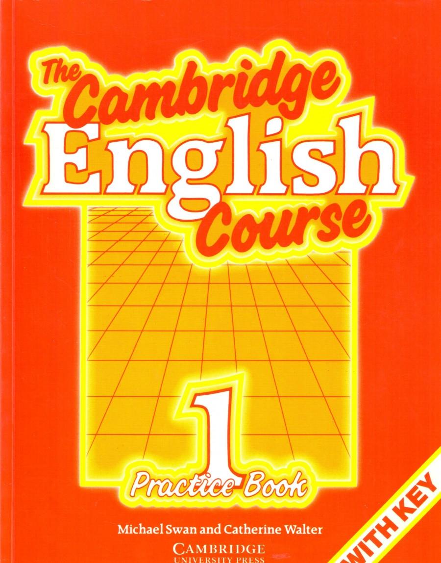 The Cambridge English Course 1, Practice Book - Náhled učebnice
