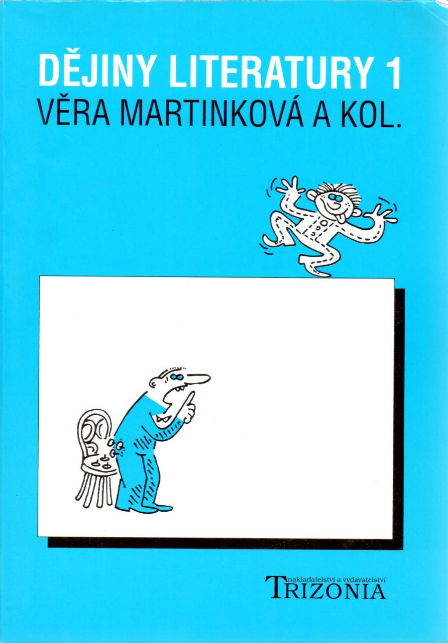 Dějiny literatury 1. - Náhled učebnice