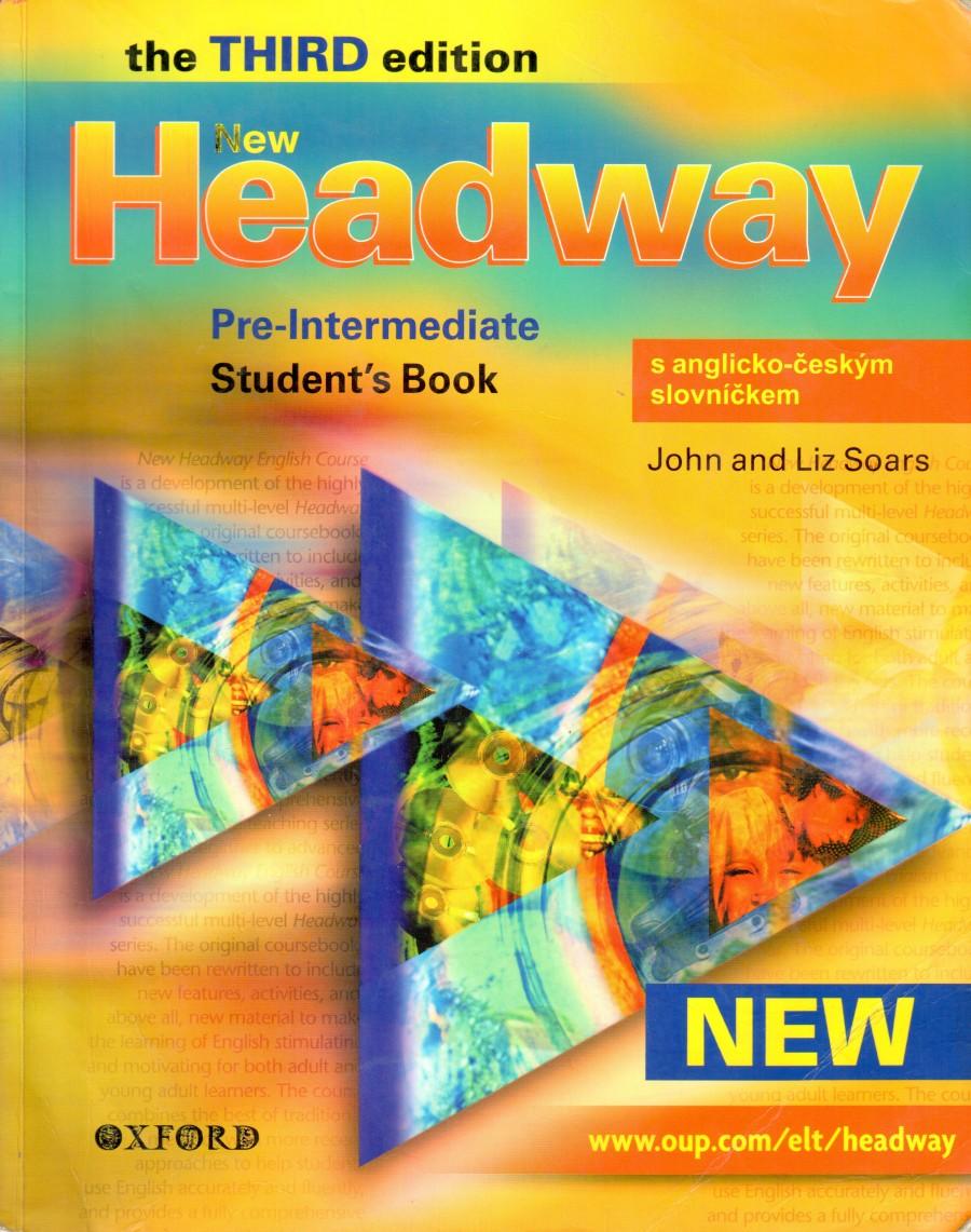 New Headway: Pre Intermediate (Student's Book) - Náhled učebnice