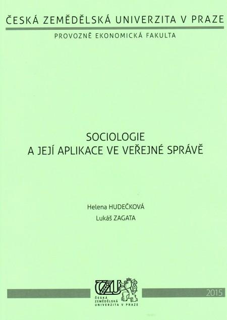 Sociologie a její aplikace ve veřejné správě