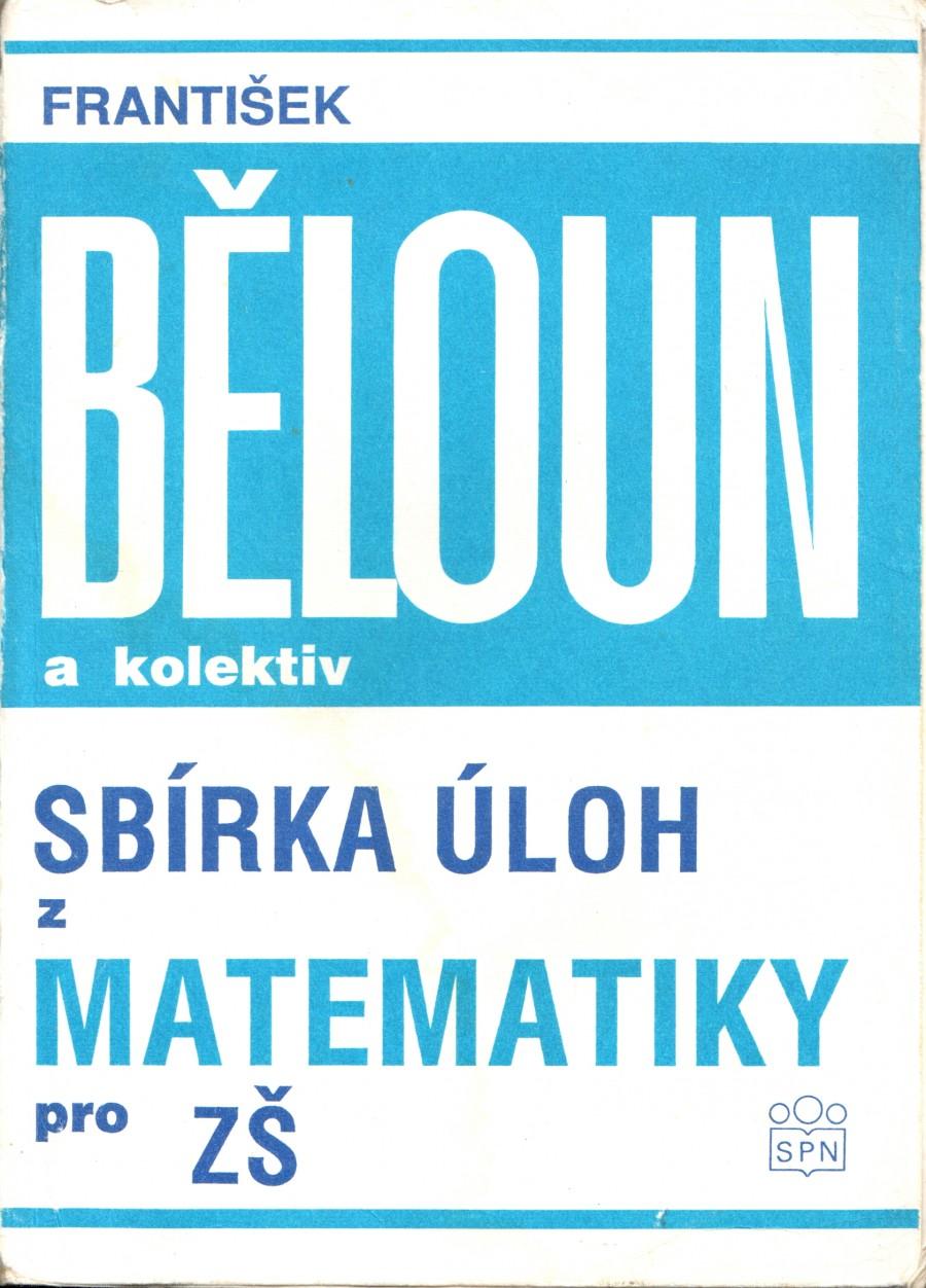 Sbírka úloh z matematiky pro základní školu - Náhled učebnice