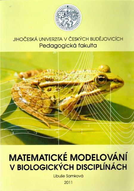 Matematické modelování v biologických disciplínách