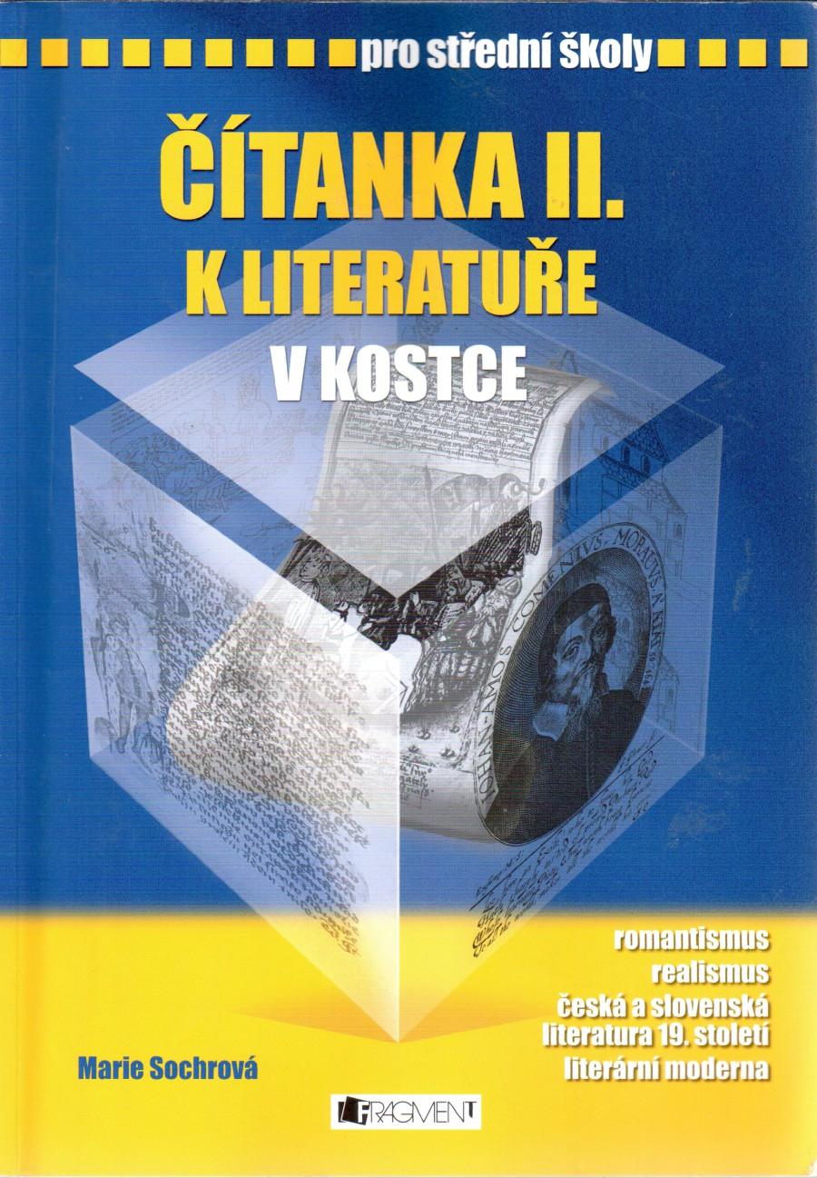 Čítanka II. k Literatuře v kostce pro střední školy - Náhled učebnice