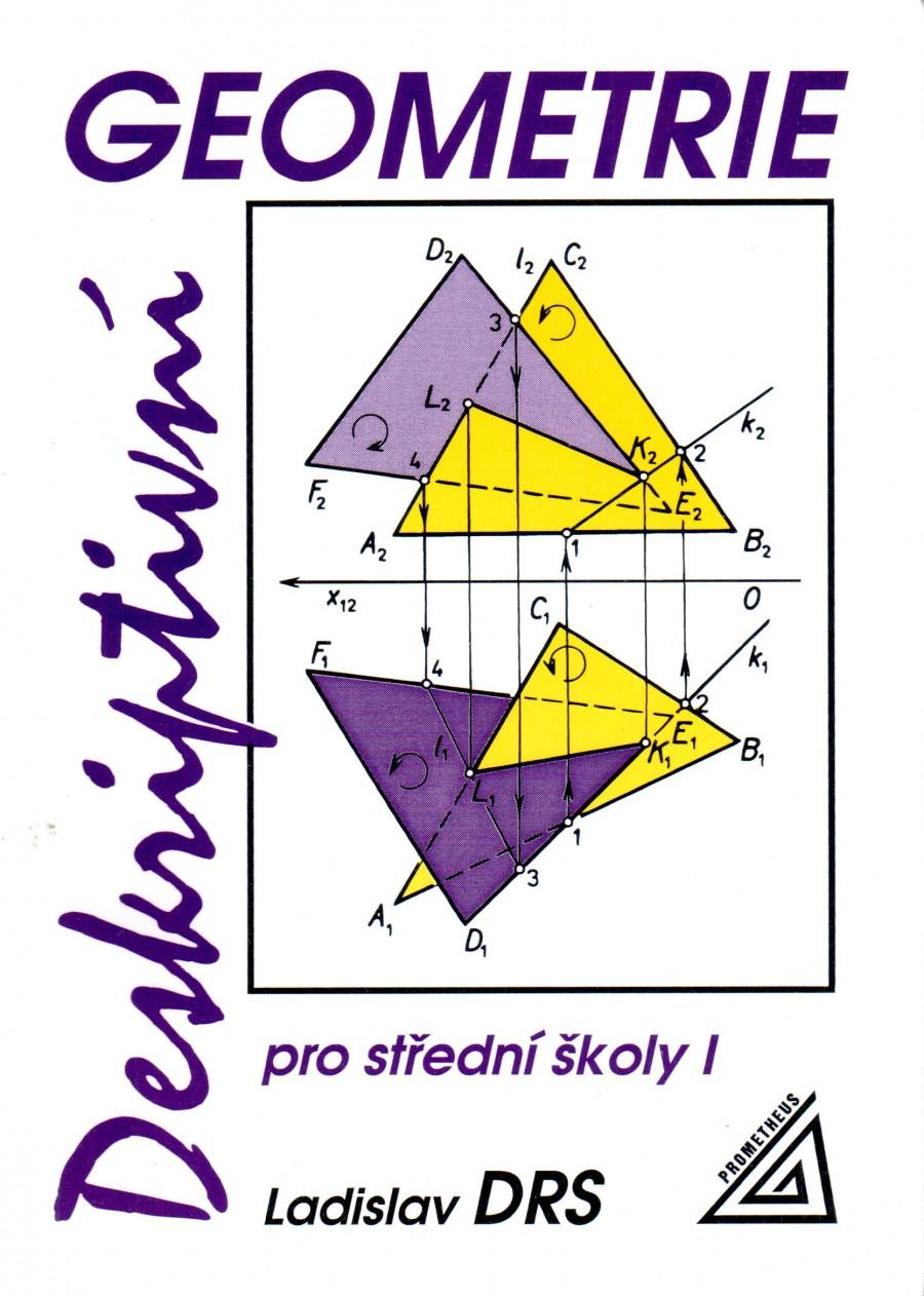 Deskriptivní geometrie pro střední školy I - Náhled učebnice