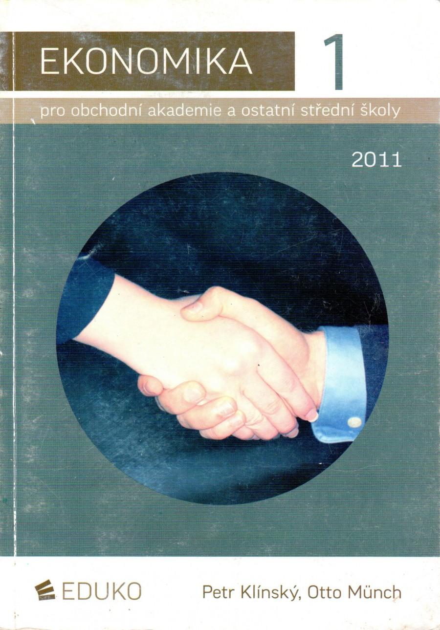 Ekonomika 1 - Náhled učebnice