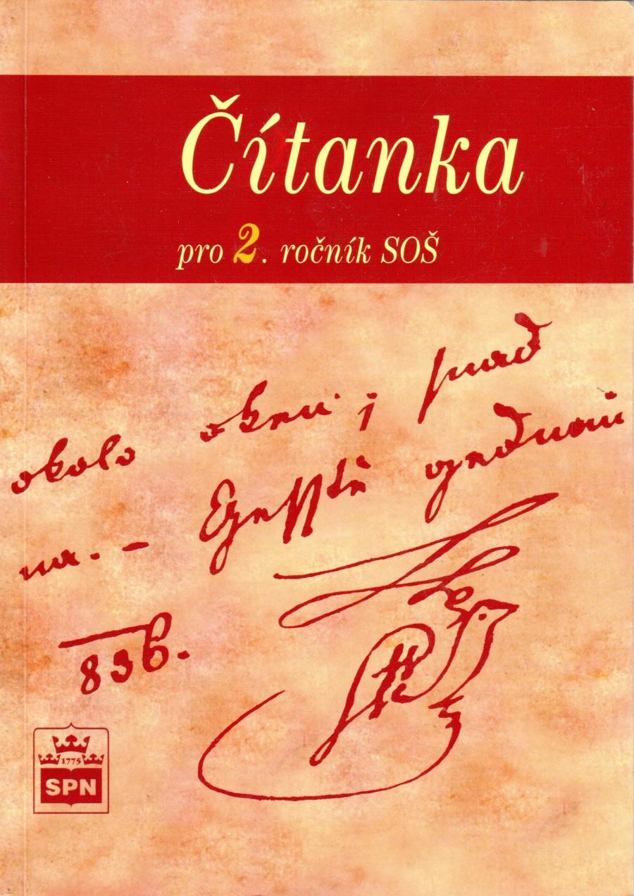 Čítanka pro 2. ročník SOŠ. - Náhled učebnice