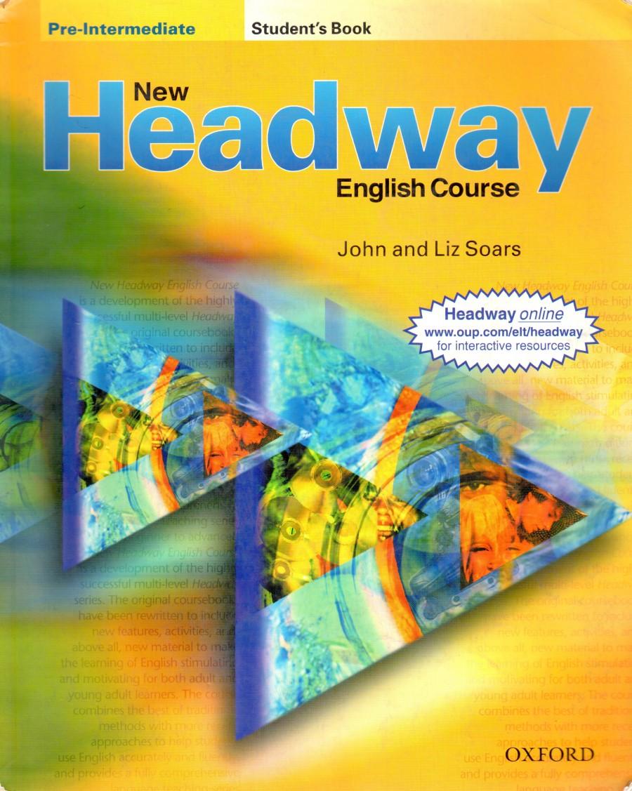 New Headway Pre-Intermediate - Student´s Book - Náhled učebnice