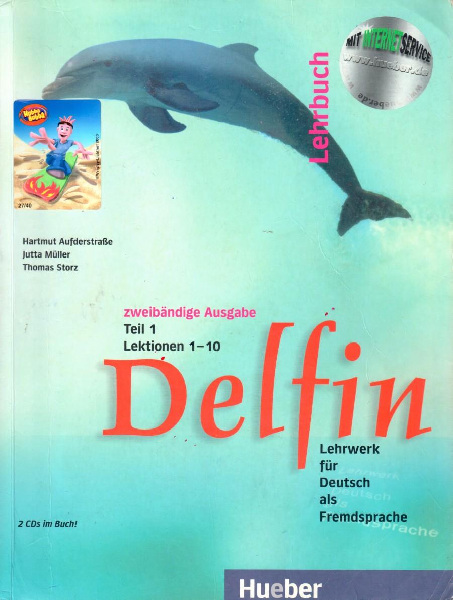 Delfin 1 (Lehrbuch) - Náhled učebnice