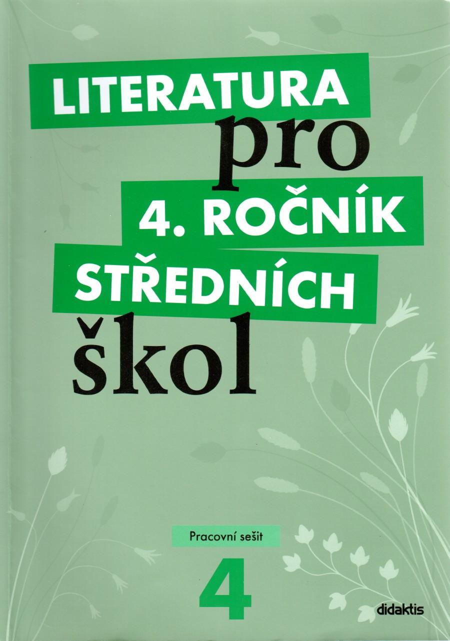 Literatura pro 4. ročník středních škol - pracovní sešit - Náhled učebnice