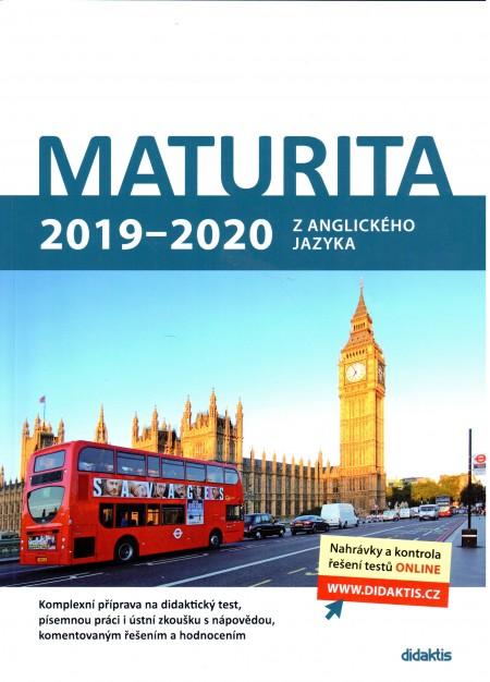 Maturita z anglického jazyka 2019-2020