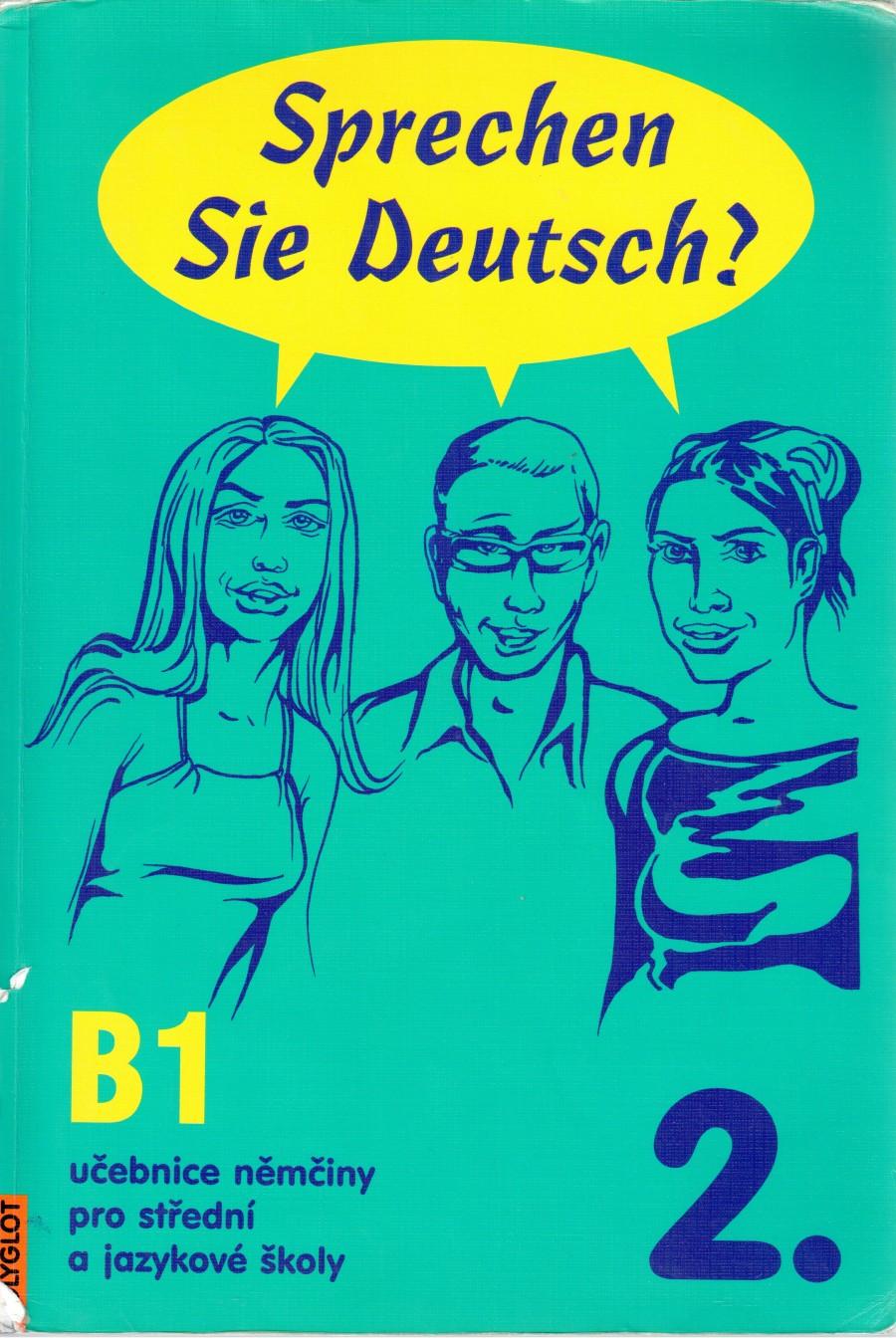 Sprechen Sie Deutsch? 2 - Náhled učebnice
