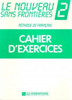 Le Nouveau Sans Fontiéres 2 - Cahier D'Exercises