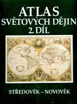 Atlas českých dějin 2.díl - od r.1618