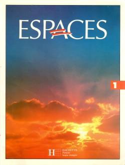 Espaces 1, méthode de Français