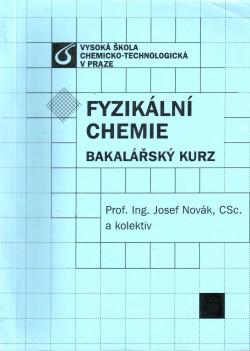 Fyzikální chemie, bakalářský kurz