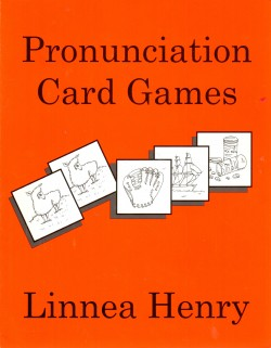Pronunciation Card Games Linnea Henry