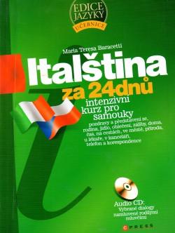 Italština za 24 dnů, intenzivní kurz pro samouky