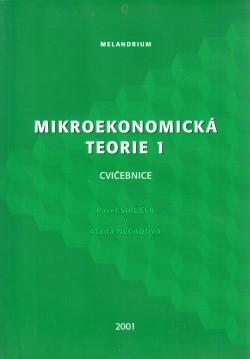 Mikroekonomie teorie 1