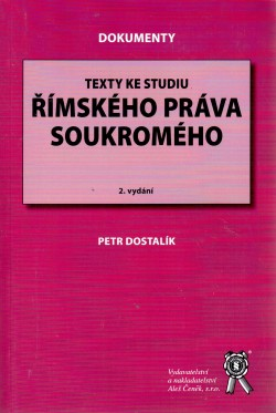 Texty ke studiu římského práva soukromého