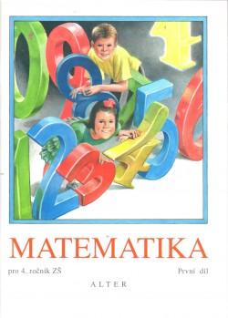 Matematika pro 4. ročník ZŠ - 1. díl