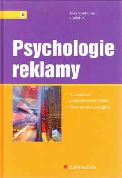 Psychologie reklamy - 3., rozšířené a aktualizované vydání