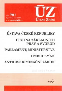 ÚZ-Ústava České republiky..,číslo: 791