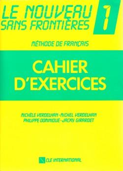 Le Nouveau Sans Fontiéres 1 - Cahier D'Exercises