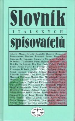 Slovník italských spisovatelů