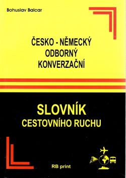 Česko-německý odborný konverzační slovník cestovního ruchu