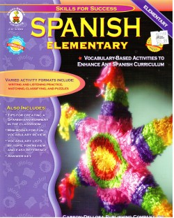 SPANISH Elementary - Skills for succes