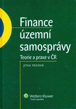 Finance územní samosprávy, teorie a praxe v ČR