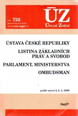 ÚZ Ústava České republiky