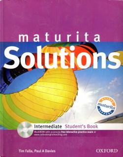 Maturita Solutions Intermediate (Student's Book)