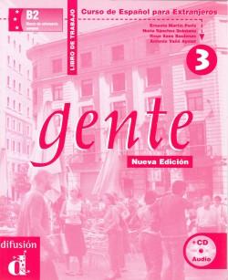 Gente  3 Nueva Edición, B2 Libro de trabajo