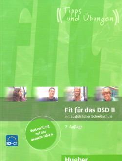 Fit für das DSD II. Übungsbuch mit Audio-CD, Deutsch als Fremdsprache / Übungsbuch mit Audio-CD