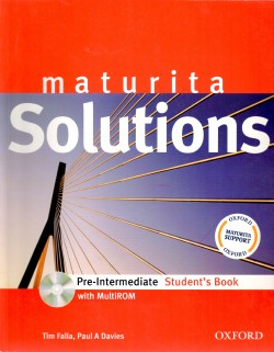 Maturita Solutions Pre-Intermediate (Student's Book)