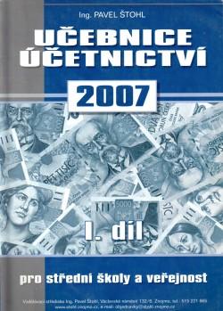 Učebnice účetnictví pro střední školy a veřejnost, 1. díl